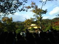 2日目(金閣寺)